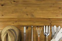Εκλεκτής ποιότητας εργαλεία κηπουρικής στοκ φωτογραφία με δικαίωμα ελεύθερης χρήσης