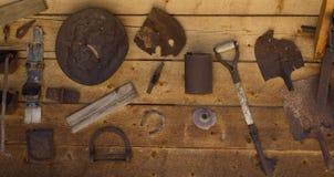 Εκλεκτής ποιότητας εργαλεία Στοκ φωτογραφία με δικαίωμα ελεύθερης χρήσης