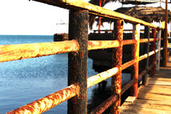 Εκλεκτής ποιότητας θάλασσα Στοκ εικόνες με δικαίωμα ελεύθερης χρήσης
