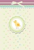 Εκλεκτής ποιότητας διάνυσμα κοτόπουλου πουλιών doodle αναδρομικό απεικόνιση αποθεμάτων