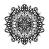 Εκλεκτής ποιότητας διακοσμητικά στοιχεία Mandala Στοκ Φωτογραφίες
