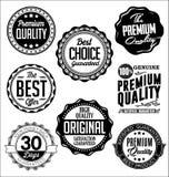 Εκλεκτής ποιότητας διακριτικά μαύρο λευκό εξαιρετική ποιότητα Στοκ εικόνα με δικαίωμα ελεύθερης χρήσης