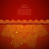Εκλεκτής ποιότητας ινδική διακόσμηση Στοκ φωτογραφία με δικαίωμα ελεύθερης χρήσης