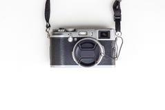 Εκλεκτής ποιότητας κάμερα ύφους Στοκ εικόνα με δικαίωμα ελεύθερης χρήσης