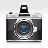 Εκλεκτής ποιότητας κάμερα Στοκ εικόνες με δικαίωμα ελεύθερης χρήσης