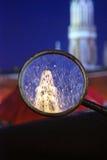 Εκλεκτής ποιότητας καθρέφτης αυτοκινήτων Στοκ φωτογραφίες με δικαίωμα ελεύθερης χρήσης