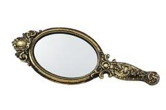 Εκλεκτής ποιότητας καθρέφτης στοκ φωτογραφία με δικαίωμα ελεύθερης χρήσης