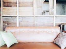 Εκλεκτής ποιότητας καναπές Στοκ Φωτογραφία