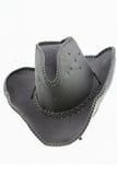 Εκλεκτής ποιότητας καπέλο που απομονώνονται στο άσπρο υπόβαθρο, κλασικό καπέλο και εκλεκτής ποιότητας σχέδιο Στοκ Εικόνες