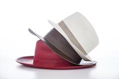 Εκλεκτής ποιότητας καπέλο Στοκ Εικόνα