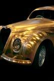 Εκλεκτής ποιότητας καλυμμένο χρώμιο αυτοκίνητο της Alfa Romeo Στοκ φωτογραφία με δικαίωμα ελεύθερης χρήσης