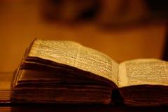 Εκλεκτής ποιότητας κερί βιβλίων στοκ φωτογραφίες