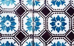 Εκλεκτής ποιότητας κεραμικό κεραμίδι Στοκ φωτογραφία με δικαίωμα ελεύθερης χρήσης