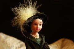 Εκλεκτής ποιότητας κούκλα Στοκ Εικόνα
