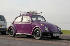 Εκλεκτής ποιότητας κλασικός κάνθαρος της VW Στοκ εικόνα με δικαίωμα ελεύθερης χρήσης