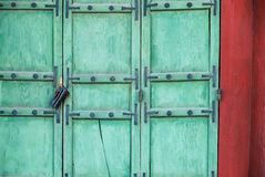 Εκλεκτής ποιότητας κλειδαριά Στοκ Εικόνες