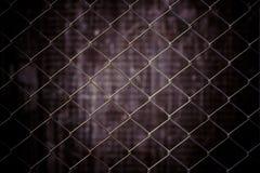 Εκλεκτής ποιότητας μέταλλο καθαρό και grunge υπόβαθρο Στοκ εικόνα με δικαίωμα ελεύθερης χρήσης