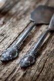 Εκλεκτής ποιότητας μαχαιροπήρουνα Στοκ Εικόνες