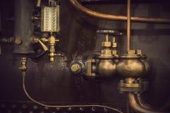 Εκλεκτής ποιότητας μηχανήματα Στοκ Φωτογραφίες