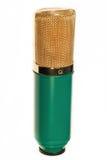 Εκλεκτής ποιότητας μικρόφωνο συμπυκνωτών στούντιο Στοκ Φωτογραφία
