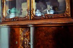 Εκλεκτής ποιότητας ντουλάπι Στοκ φωτογραφία με δικαίωμα ελεύθερης χρήσης