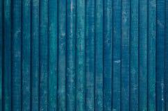 Εκλεκτής ποιότητας ξύλινοι σκούρο μπλε κάθετοι πίνακες Στοκ εικόνες με δικαίωμα ελεύθερης χρήσης