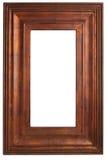 Εκλεκτής ποιότητας ξύλινο πλαίσιο Στοκ Εικόνες