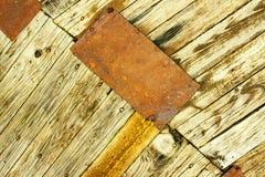 Εκλεκτής ποιότητας ξύλινο υπόβαθρο Στοκ εικόνες με δικαίωμα ελεύθερης χρήσης