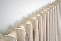 Εκλεκτής ποιότητας ογκώδες θερμαντικό σώμα κεντρικής θέρμανσης (μπαταρία) Στοκ Εικόνα