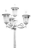 Εκλεκτής ποιότητας οδός lamppost Στοκ Φωτογραφία
