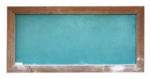 Εκλεκτής ποιότητας πίνακας κιμωλίας πλακών Στοκ Εικόνες