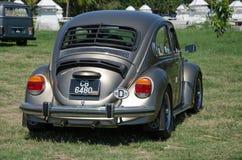 Εκλεκτής ποιότητας πίσω άποψη του Volkswagen Στοκ εικόνες με δικαίωμα ελεύθερης χρήσης