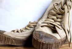 Εκλεκτής ποιότητας παπούτσια Στοκ εικόνα με δικαίωμα ελεύθερης χρήσης