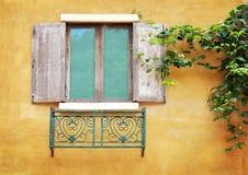 Εκλεκτής ποιότητας παράθυρο Στοκ εικόνα με δικαίωμα ελεύθερης χρήσης
