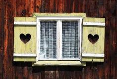 Εκλεκτής ποιότητας παράθυρο Στοκ φωτογραφίες με δικαίωμα ελεύθερης χρήσης