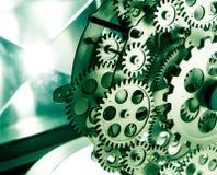 Εκλεκτής ποιότητας παλαιά εργαλεία ρολογιών Στοκ Φωτογραφία