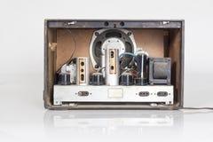 Εκλεκτής ποιότητας παλαιό ραδιόφωνο Στοκ εικόνα με δικαίωμα ελεύθερης χρήσης