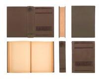 Εκλεκτής ποιότητας παλαιό σύνολο βιβλίων Στοκ φωτογραφίες με δικαίωμα ελεύθερης χρήσης
