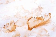 Εκλεκτής ποιότητας παλαιό υπόβαθρο εγγράφου Grunge, χρώμα σεπιών Στοκ Εικόνες
