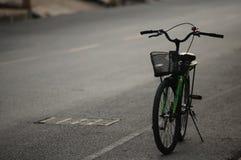 Εκλεκτής ποιότητας ποδήλατο στοκ φωτογραφία