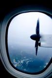 Εκλεκτής ποιότητας πολεμικό αεροσκάφος Στοκ Φωτογραφία