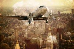 Εκλεκτής ποιότητας πτήση Στοκ φωτογραφίες με δικαίωμα ελεύθερης χρήσης