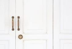 Εκλεκτής ποιότητας πόρτα ύφους Στοκ Φωτογραφία