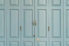 Εκλεκτής ποιότητας πόρτα Στοκ Εικόνες