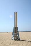 Εκλεκτής ποιότητας πύργος Lifeguard Στοκ Εικόνες