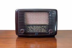 Εκλεκτής ποιότητας ραδιο δέκτης σωλήνων Στοκ Εικόνες