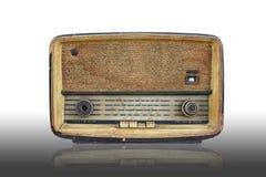 Εκλεκτής ποιότητας ραδιόφωνο στοκ φωτογραφίες