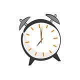 Εκλεκτής ποιότητας ρολόι με το συναγερμό ελεύθερη απεικόνιση δικαιώματος