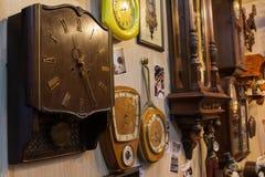Εκλεκτής ποιότητας ρολόι 01 Στοκ Εικόνες