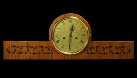 Εκλεκτής ποιότητας ρολόι Στοκ εικόνες με δικαίωμα ελεύθερης χρήσης